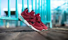 "SNEAKER FREAKER x PACKER SHOES x PUMA BOG ""Bloodbath"""