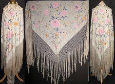 pretty shawl for summer