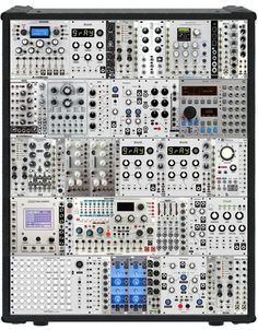 Plan your modular synthesizer rack on ModularGrid