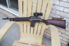 Mini 14 SBRLoading that magazine is a pain! Get your Magazine speedloader today! http://www.amazon.com/shops/raeind