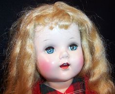 Vintage 1950's Raving Beauty Doll from Ruths Redemptions on Ruby Lane