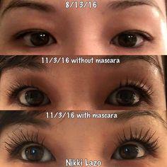 Get long lashes like Nikki with #lashboost. Contact me for details! Nicole.m.hutcherson@gmail.com or visit my site nicolehutcherson.myrandf.biz