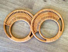 Handle: Asas de madera redondas bambú (2 piezas), 8€ at our international online store!