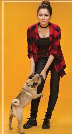 Girl with A Million Dollar Smile!!!☺ The Gorgeous Hania Amir Photoshoot of #Hangten.Pakistan! ❤ #Beautiful #DimpleGirl #HaniaAmir #SummerCasual #SummerOutfits #Hangten.Pakistan #PakistaniFashion #PakistaniCelebrities