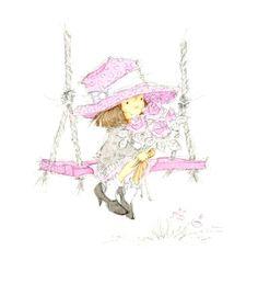 Annabel Spenceley - 59535 Girl on swing005.jpg