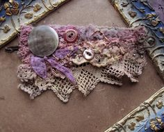 like the colors, use different type of button, like the added felt leaves sewn on