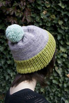 Ravelry: alextinsley's Tricolor hat