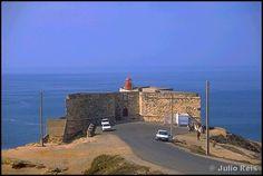 Forte de São Miguel Arcanjo ou Forte do Morro da Nazaré – Leiria