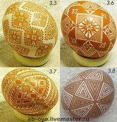 3.8 Easter Egg Designs, Brown Eggs, Ukrainian Easter Eggs, Egg Crafts, Egg Art, Egg Decorating, Easter Decor, Easter Ideas, Applique