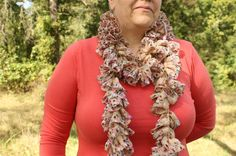 Check out this item in my Etsy shop https://www.etsy.com/listing/163884750/crocheted-floral-ruffles-scarf