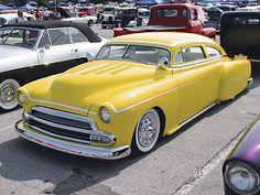 51 Chevy Fleetline