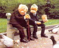 Funny Statler and Waldorf Joke