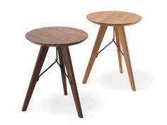 Zanotta 2285 Ivo Low Stool