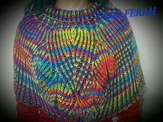 #briocheknitting shawl