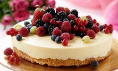 Torta gelato allo yogurt, la ricetta golosissima per l'estate | I dolcetti di Paola