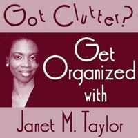 Got Clutter? Get Organized podcast | minimalism | organization | simple living