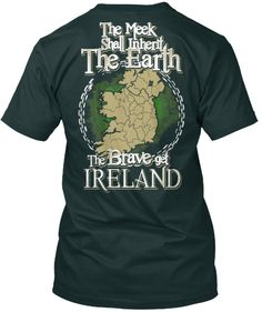 Ireland Only The Brave - LAST FEW DAYS! | Teespring