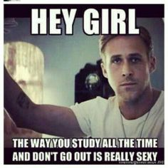 "Ryan Gosling : Attributes to the idea that women in the health care field must be ""sexy"" and attractive."