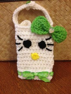Super Cute Kitty IPhone 4/4S phone case PATTERN by KITTYKAT01212