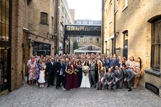 Alexia & Ben  Credits: Gomes Photography Brewery Wedding Reception, Street View, Summer, Photography, Summer Time, Photograph, Fotografie, Photoshoot, Fotografia