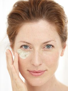 6 All Natural Beauty fixes including parsley to brighten dark circles.