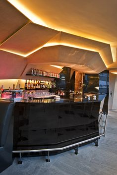 Le 39V Parisian Restaurant by Marcelo Joulia Naco