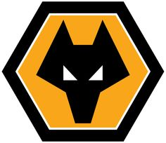 Wolverhampton Wanderers FC is one of the most popular teams in England Premier League,many people love it and support it. British Football, English Football League, Soccer Logo, Football Team Logos, Sports Logos, Football Soccer, Football Italy, Ronaldo Football, Soccer Teams