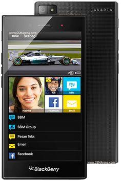 BlackBerry Launches Z3 ~ TecHeaven
