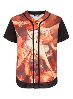 Underated St Michael Baseball Jersey T-shirt* - Men's Shirts - Clothing Shirt Outfit, T Shirt, Young Fashion, Baseball Jerseys, St Michael, Street Wear, Men Casual, Mens Tops, How To Wear
