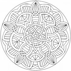 Mandala Free Online Printable Coloring Pages Sheets For Kids Get The Latest Images Favorite To Print By ONLY COLORING