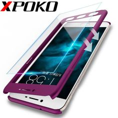 Xpoko 360 Degree Full Cover Protection Case For Xiaomi Redmi Phone Case For Redmi Note 5 Redmi 5 Plus White Glass Note 5, Natural Disasters, Phone Cases, Glass, Cover, Free Shipping, Fun Gadgets, Office Fun, Tech