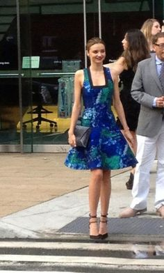 Miranda Kerr looks lovely at the #CFDAawards in this striking dress!  www.balharbourshops.com