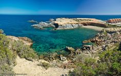 Маяк Кабо-де-Палос и Маленькое море Испании