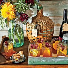 Bar Table - from Southern Living