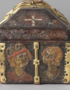 c 1360 Casket. Swiss or French. Philadelphia Museum of Art
