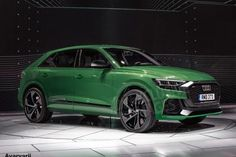 New Audi RS Q8 to head an expanding Audi performance SUV range