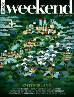 Knack Weekend cover