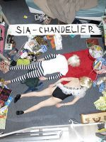 """Sia's """"Chandelier"""" Is The New Press-Repeat Song Of 2014 #refinery29"""