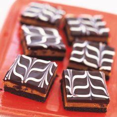 Receta de Brownies de Café