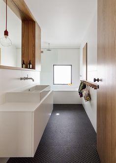 Cómo planificar bien la reforma de un baño #hogarhabitissimo #baño #azulejos #industrial