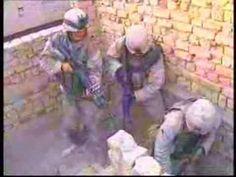 http://historyguy.com/GulfWar2.html  Raw Combat Video footage from the Iraq War.