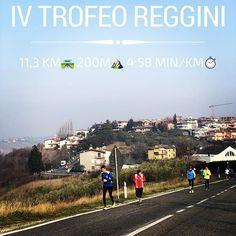 IV Trofeo Reggini  #run #runners #sunday #running #runway #sanmarino #gpsanmarino #roadtomarathon #runkeeper #runningday #sundayrun @runkeeper