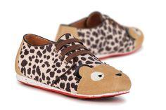 The cutest kids' sneakers for summer: cheetah sneakers at EMU Australia