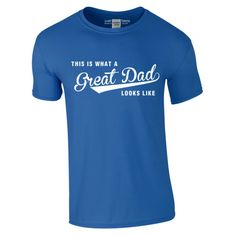 71096180b Blue #tshirt Without Me, Fathers Day Gifts, Short Sleeves, Prints, Tees