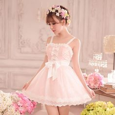 Find More Dresses Information about Princess sweet lolita dress Candy rain sweet Summer Japanese pink bow lace sleeveless shoulder straps princess dress C15AB5788,High Quality dress supplies,China dresses pants Suppliers, Cheap dress cheap from Loliloli shop for Lolita Princess on Aliexpress.com