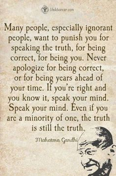 Life Quotes : Many people, especially ignorant people, want to punish you - The Love Quotes Wisdom Quotes, Words Quotes, Quotes To Live By, Me Quotes, Motivational Quotes, Inspirational Quotes, Sayings, Speak The Truth Quotes, Being Crazy Quotes