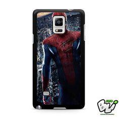 Amazing Spiderman 2 Samsung Galaxy Note 4 Case