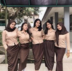 Image may contain: 5 people, people standing High School Girls, College Girls, Stunning Brunette, Muslim Beauty, Handsome Prince, Girl Hijab, Beautiful Asian Women, Tight Dresses, Lesbian