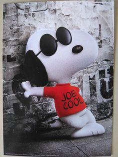 Joe Cool, Snoopy, Fictional Characters, Fantasy Characters