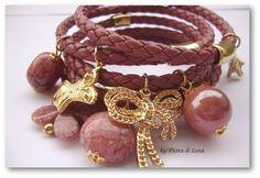 Bracelete Victorian Blush